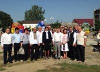 Геннадій Москаль обговрив тему будівництва мосту в Білій Церкві з делегацією Румунії