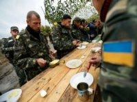 Як насправді виглядає обід і вечеря бійців 128-ї бригади