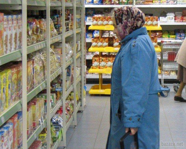 Українці вже не мають грошей, але продукти продовжують дорожчати