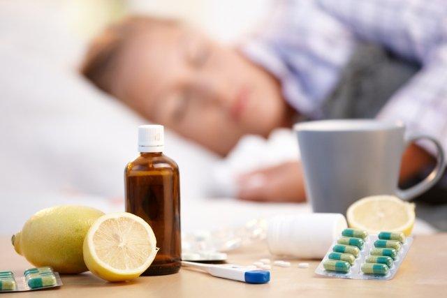 На Закарпатті на ГРВІ та грип захворіли уже 2248 осіб
