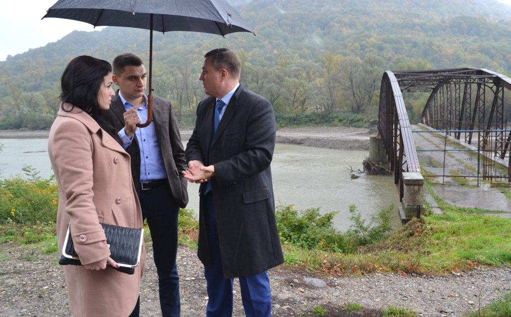 Міст між Україною і Румунією в Тячеві отримав шанс на нове життя!