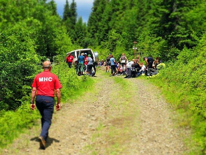 У карпатських горах від небезпеки врятували 240 людей