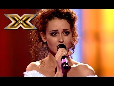 Закарпатка Аліна Паш підкорює вершину грандіозного вокального талант-шоу «Х-Фактор» (фото)