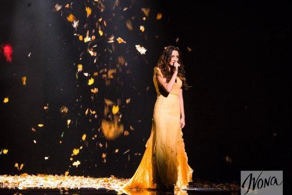 Закарпатка Аліна Паш продовжує боротьбу на грандіозному талант-шоу «Х-Фактор»!