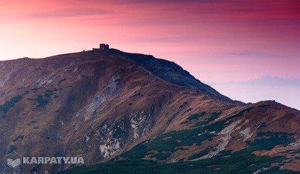 Українські гори-двотисячники: шість вершин і Менчул (фото)