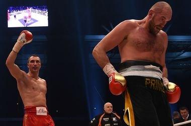 Кличко офіційно заявив про бій-реванш з Ф'юрі