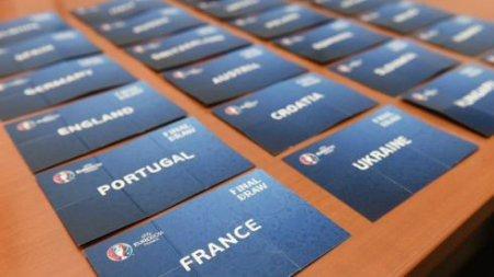 Євро-2016: Украіні пощастило з жеребом?