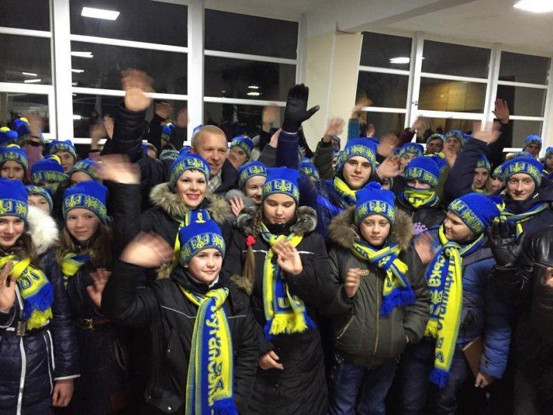 28 школярів зі Станично-Луганського району Луганської області проведуть на Закарпатті 10 днів,