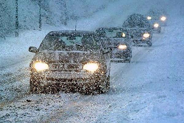 Синоптики прогнозують сильні снігопади, які перейдуть у дощ