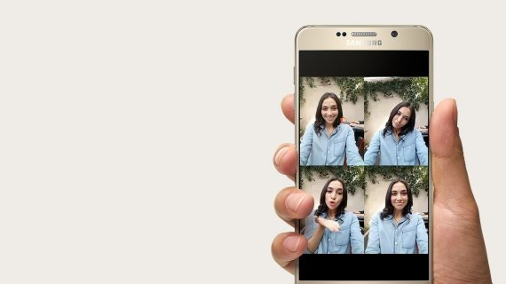 Samsung дивує: для популяризації смартфонів Galaxy Note 5 туристам безкоштовно видаватимуть флагманські гаджети