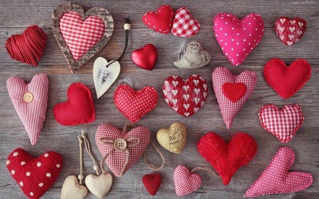 Вже завтра День св. Валентина: готуємось