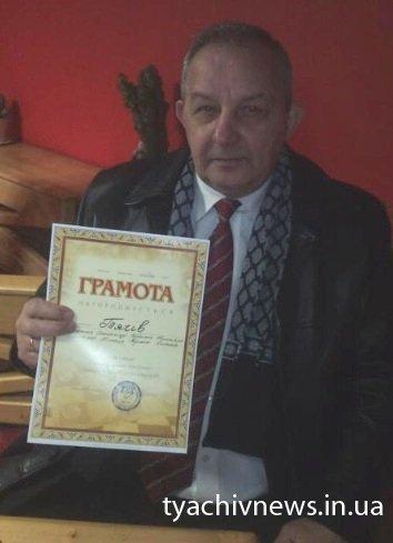 Чемпіоном області з «Шашок-64» стала тячівська команда «Тиса»