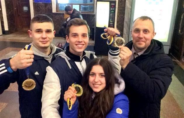 Молодці! Закарпаття має 3-х нових чемпіонів України з хортингу