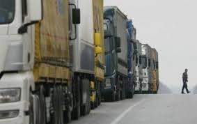 Росія ввела повне блокування транзиту українських фур через свою територію