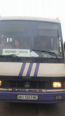 Скандал на Закарпатті: учасників АТО водії виганяють з автобусів
