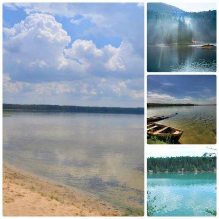 Україна неймовірна! Топ-5 найкрасивіших озер нашої країни