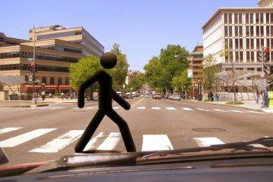 Оце так! «Пішохід не завжди правий». На Закарпатті оштрафували 6 пішоходів