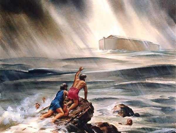 Всесвітній потоп почнеться через півстоліття – астролог