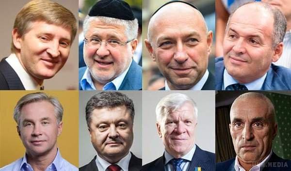 Forbes оприлюднив рейтинг багатіїв України