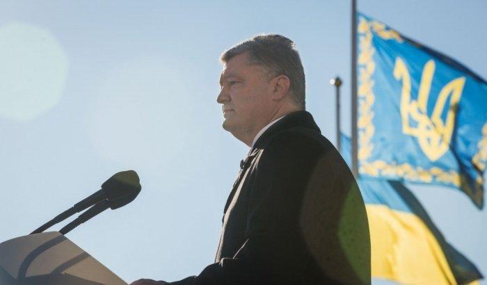 Порошенко заявив, що в Україні немає АТО