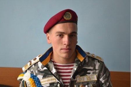 Гвардієць-строковик Віктор Білан з Лопухова пройшов бойову підготовку за стандартами НАТО