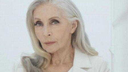 Коли вік не має значення...Пенсіонерка стала успішною моделлю у 80 років