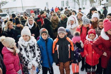 Як проходили різдвяні святкування у Тереблі, що на Тячівщині /ФОТО