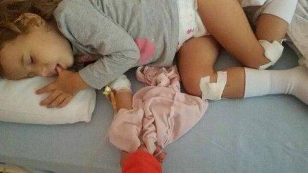 Врятуємо маленьке життя Наталочки Кереканич родом з Тячівщини