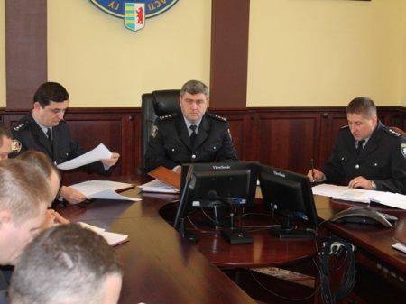 Закарпаття одне з найменш криміналізваних в Україні