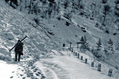 Внаслідок погоди на Закарпатті зійшло 5 снігових лавин