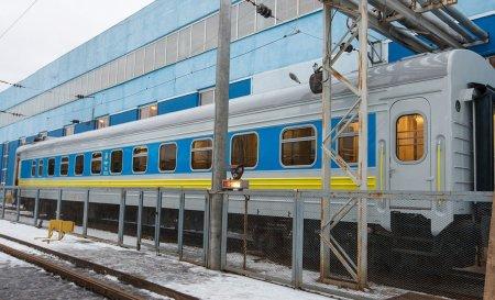 Як виглядають новенькі українські вагони для