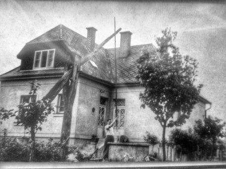 Міська лікарня Тячева збудована на землі чеської колонії