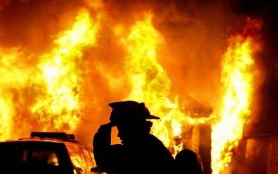 На Тячівщині пожежа завдала збитків на 20 тисяч гривень