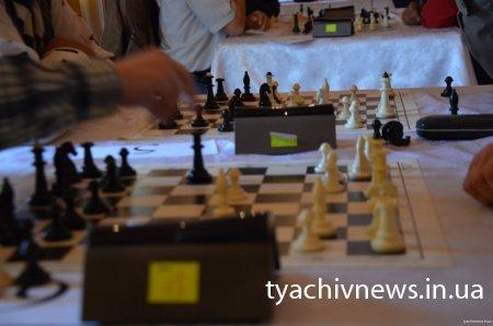 Деталі шахового турніру, що пройшов на Тячівщині (Фото)