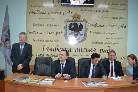 На Закарпаття завітали представники різних міністерств України (Фото)