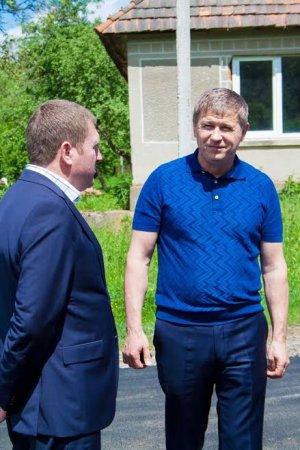 Ужгородщину відвідав народний депутат України Михайло Ланьо