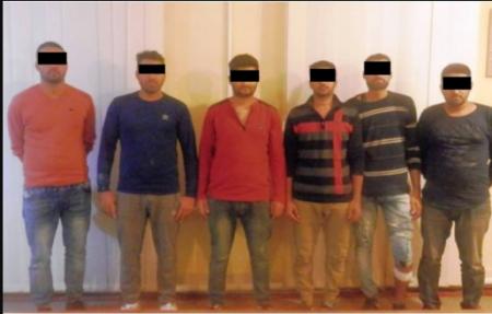 Тячівські прикордонники припинили спробу мігрантів з Індії незаконно перетнути кордон