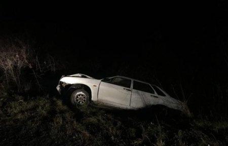 Автоаварія на Закарпатті : без жертв (Фото)