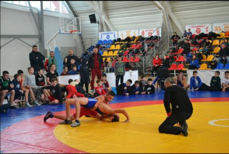 У Тячеві пройшов ювілейний новорічний турнір на Кубок федерації греко-римської боротьби (ФОТО)