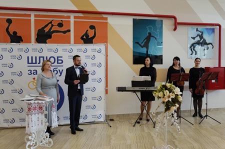 У Тячеві перші молодята взяли «Шлюб за добу» (ФОТО)