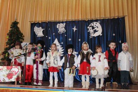 На Тячівщині пройшов черговий етап фестивалю колядок «Віфлеємська зіронька».