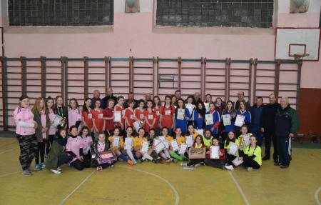 У Дубовому відбулися районні змагання з футболу серед дівчат (ФОТО)
