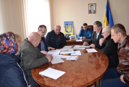 На Тячівщині провели конкурс з перевезення пасажирів на автобусних маршрутах в межах району