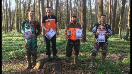 Юрій Хромей здобув перше місце у змаганнях з екстремального ендуро (Фото)