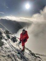 Трагічна загибель одного з альпіністів: Закарпатка Ірина Галай тимчасово припиняє сходження на гору Лхоцзе