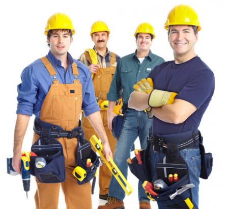 Шукаємо працівників на будівництво!