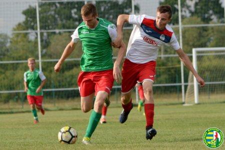 Футбол по-закарпатськи: «Вітязь» та «Середнє» грають унічию