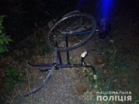 Поліція Виноградівщини встановлює обставини аварії, у якій травмувався велосипедист
