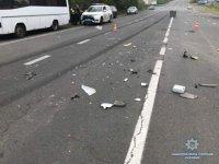 На Закарпатті з вини п'яного водія постраждала маленька дитина