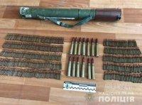 В Ужгороді поліцейські затримали чоловіка який намагався продати набої